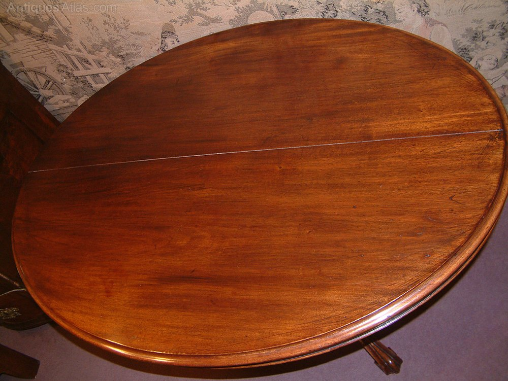 Victorian Mahogany Breakfast Loo Table Antiques Atlas : VictorianMahoganyBreakfastLoas506a352z 2 from www.antiques-atlas.com size 1000 x 751 jpeg 158kB