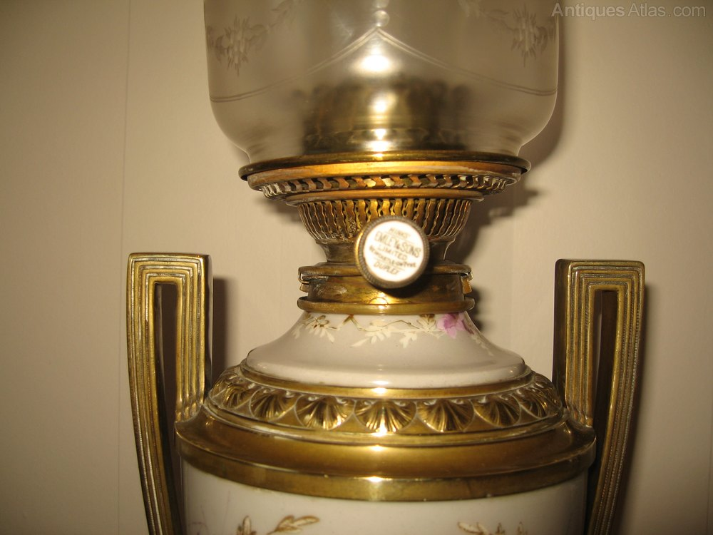 antique lamp dating While you can tell what shape the lamp is in by looking at it, you the best way to get an exact date of manufacture is by having an appraiser view the lamp inspect your antique oil lamp from all sides, looking for special.