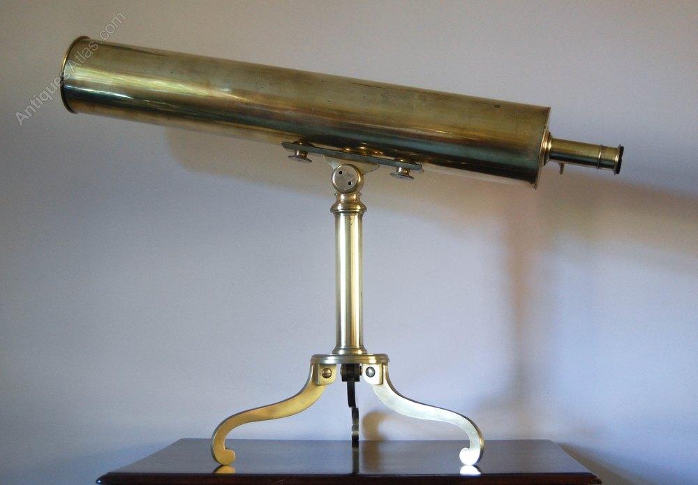 Antiques Atlas George Iii Reflector Telescope By Wellington