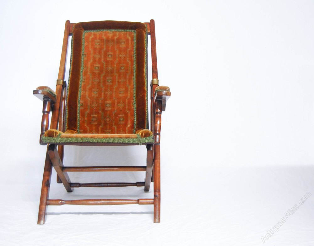 ... Antique Campaign Chairs ...