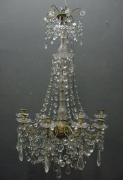 Marvelous  Antique French Chandelier
