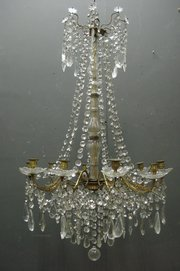 Awesome  Interiors Antique French Chandelier