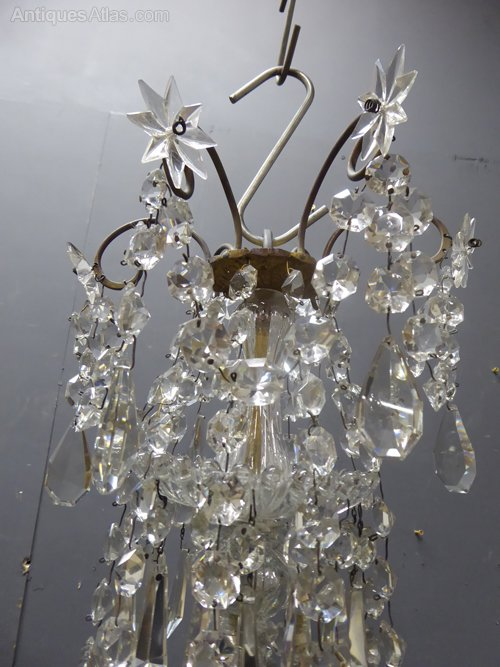 Antique French Chandelier Antique Lighting, Antique French Chandeliers ... - Antiques Atlas - Antique French Chandelier