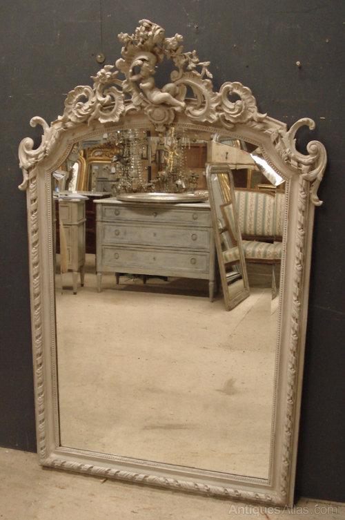 Antiques Atlas Antique French Cherub Mirror