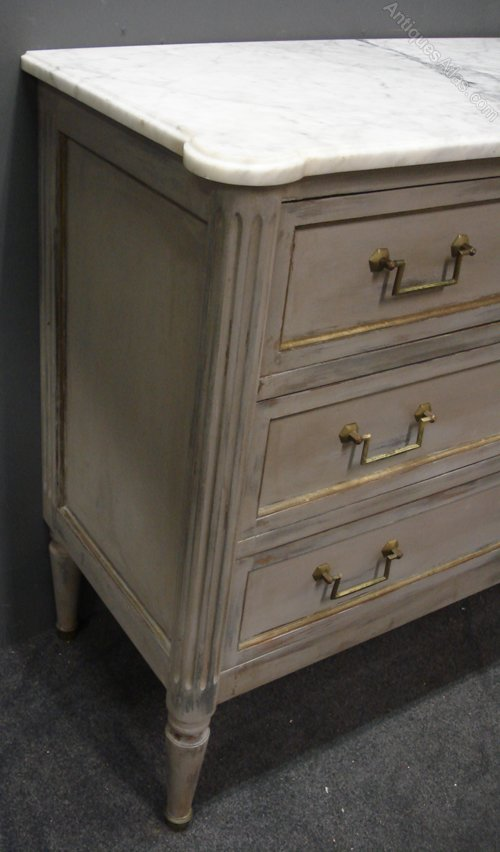 Antique French Commode Chest Of Drawers Antique Painted Chest Of Drawers