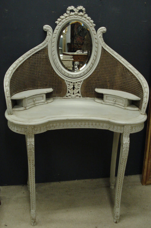 Antique French Dressing Table ...