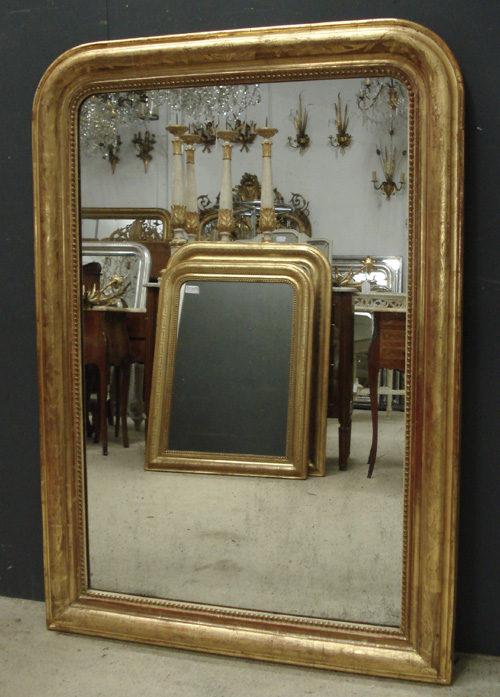 Antiques Atlas Antique French Mirror