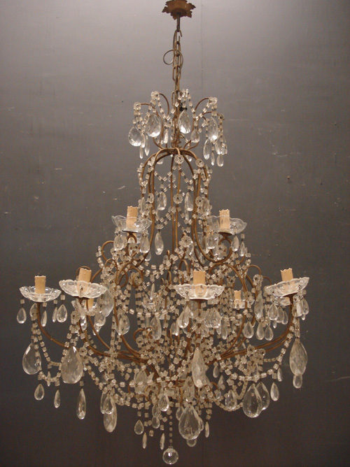 Antiques atlas italian chandelier italian chandelier antique aloadofball Gallery