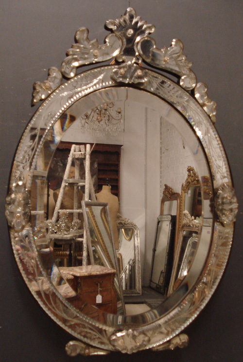 Antiques Atlas Venetian Dressing Table Mirror