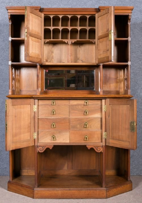 Arts And Crafts Cabinet - Antiques Atlas
