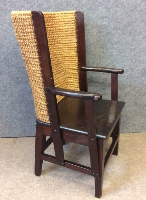 Childs Orkney Chair Antique Orkney Chairs ...