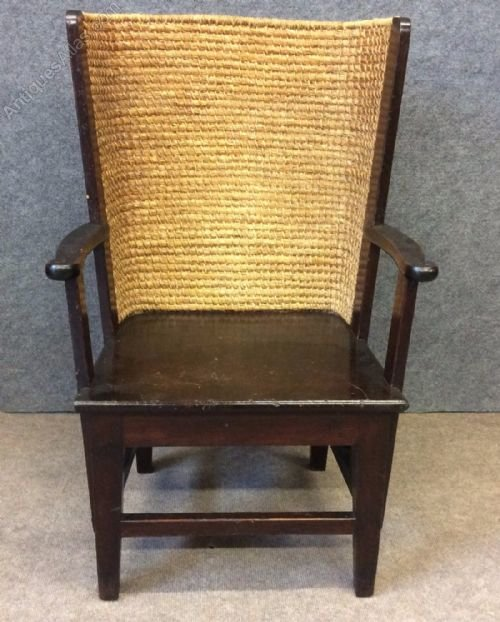 Child's Orkney Chair - Child's Orkney Chair - Antiques Atlas