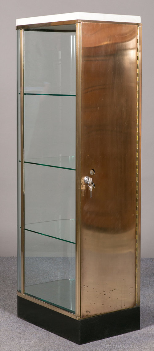 Unusual Art Deco Display Cabinet Art Deco Cabinets ...
