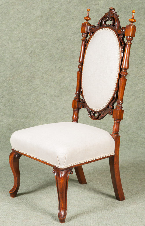 Perfect Victorian Occasional Chair ...