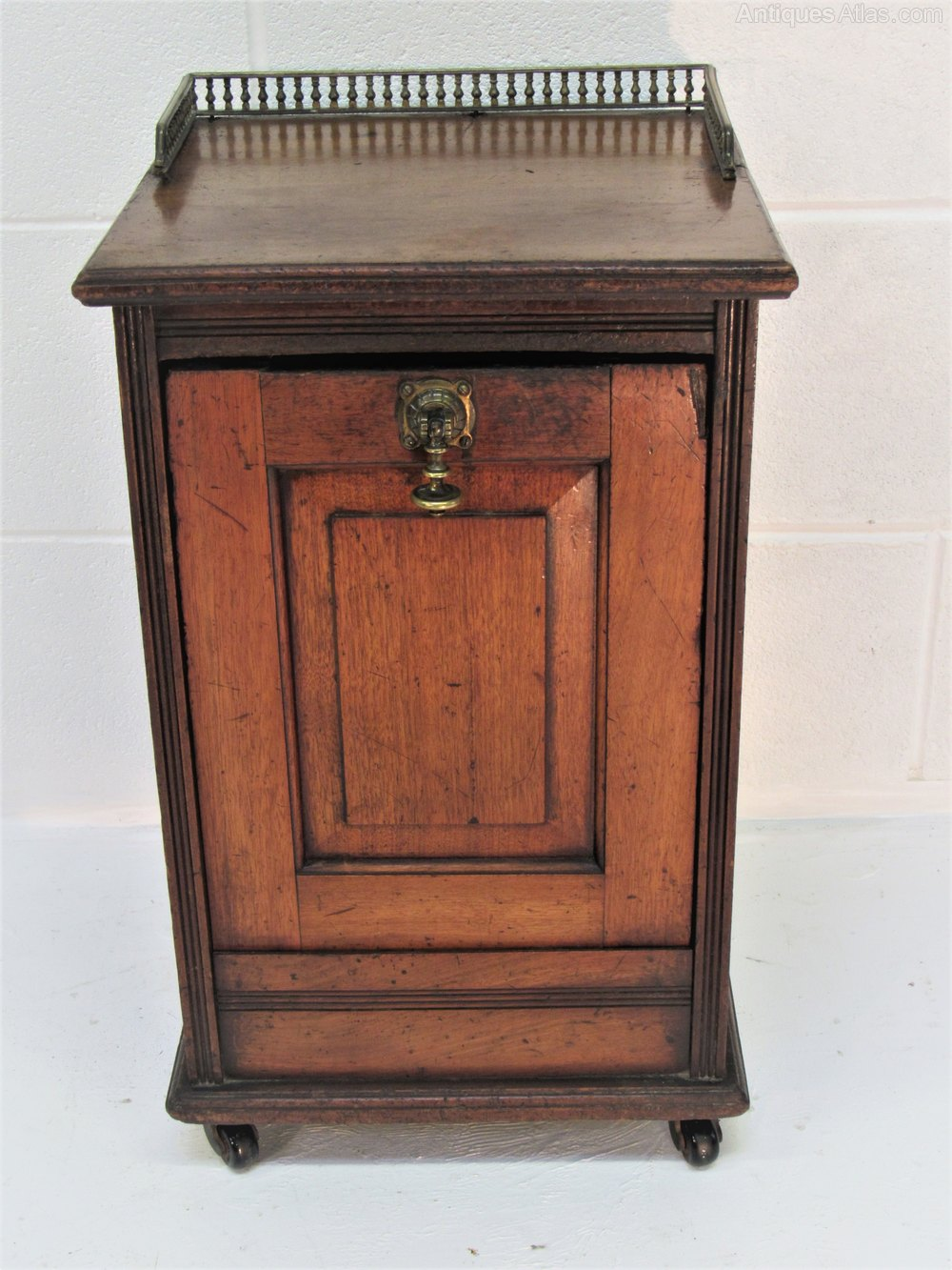 Antiques Atlas Victorian Walnut Coal