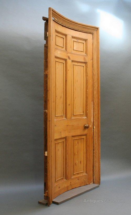Antiques Atlas Eighteenth Century Concave Door Amp Surround