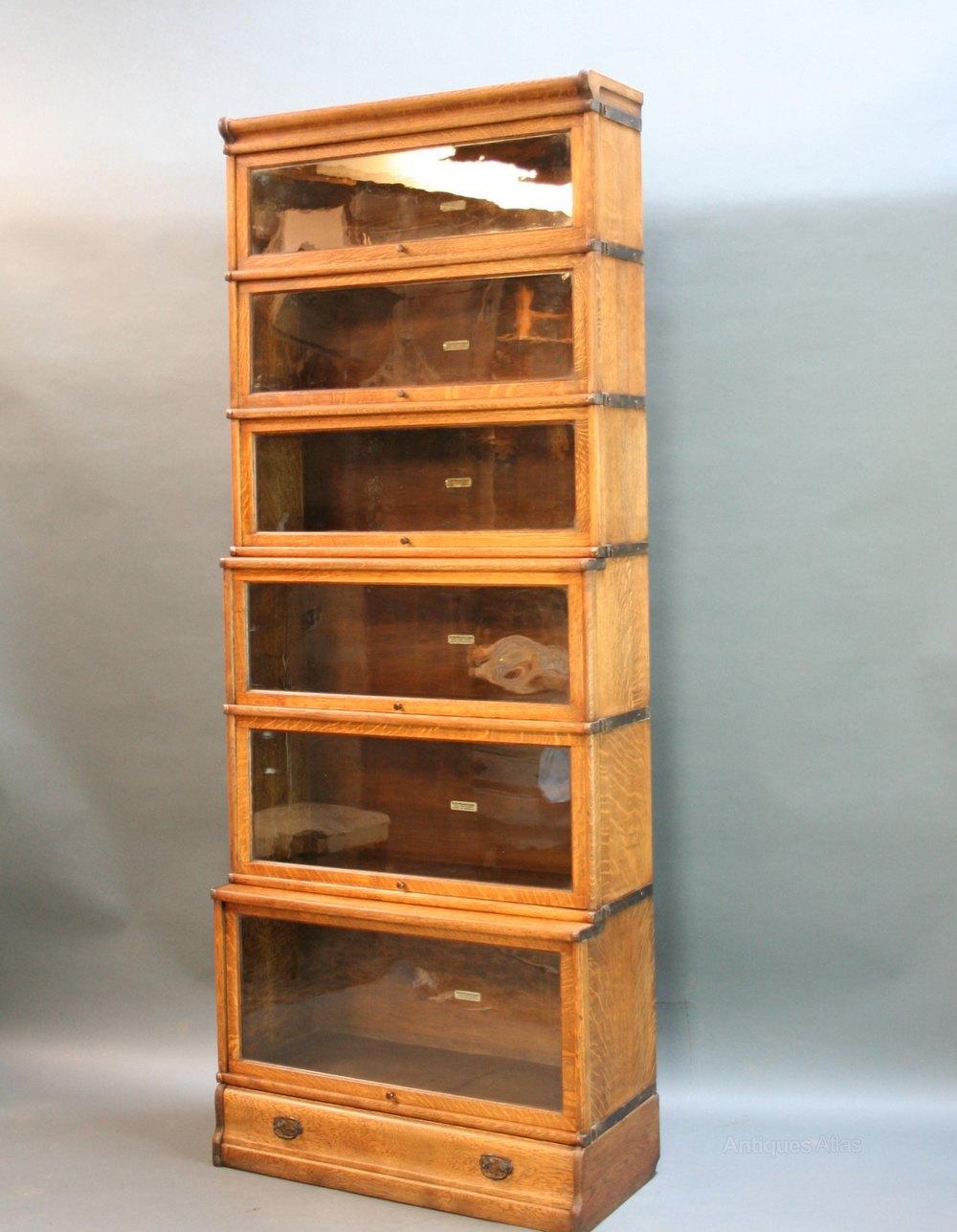 Globe Wernicke Bookcase Antiques Atlas