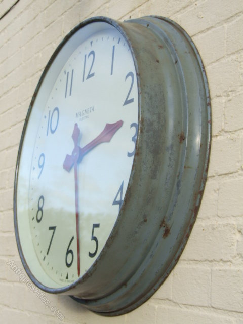 large industrial factory wall clock antique factory wall clocks clock wall