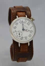 antiques atlas antique and vintage mens watches vintage wrist watch company · 1917 waltham offset trench wat
