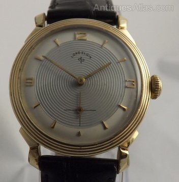 Elgin wrist watch dating