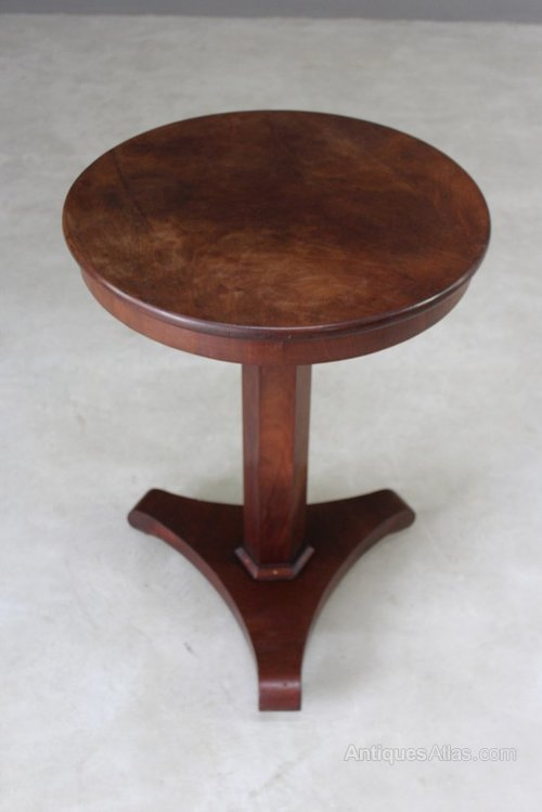 1800-1899 Antique Table Bamboo Occasional Table Delivery Available