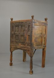 ... Antiques · Carved Dowry Chest Dimchiya