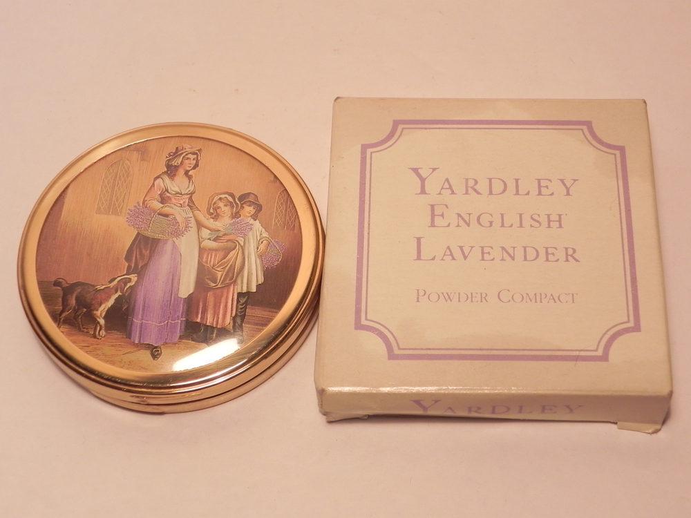 Antiques Atlas Vintage Yardley Lavender Seller Powder