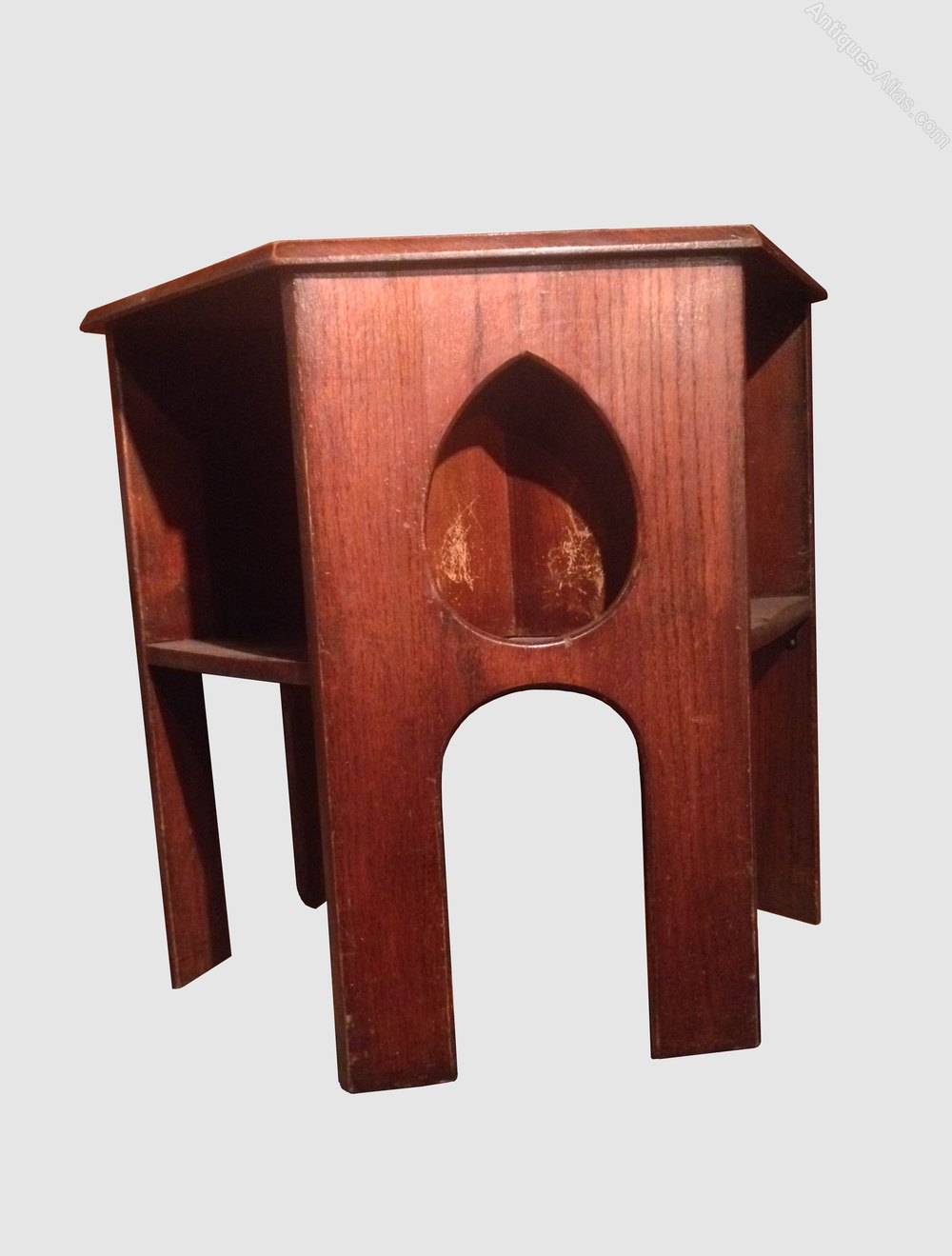 coffee table / bookstand - antiques atlas