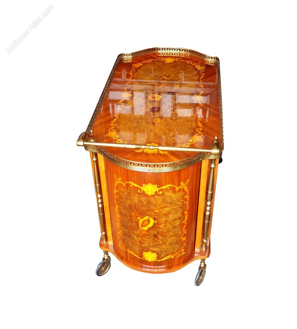 photos italian drinks trolley vintage trolleys