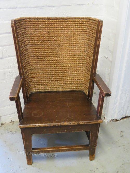 - Child's Orkney Chair Made For Liberty Of London - Antiques Atlas