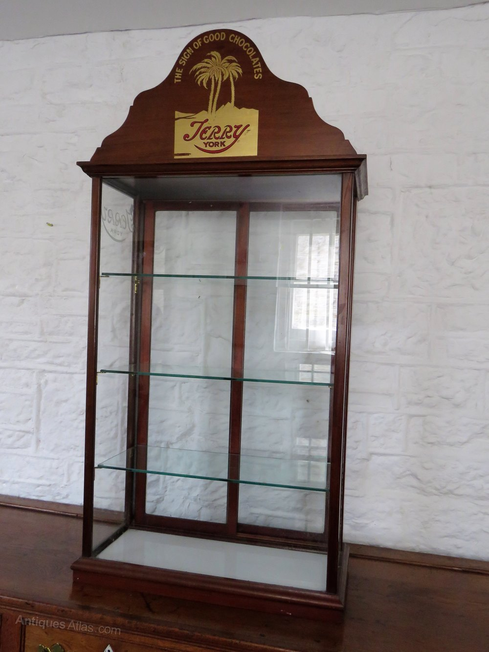 Shop Display Cabinet Terry S Chocolate Antiques Atlas