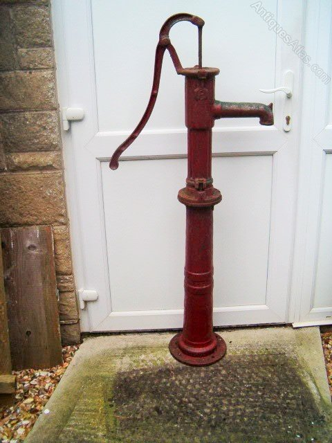Antiques Atlas Victorian Antique Hand Water Pump