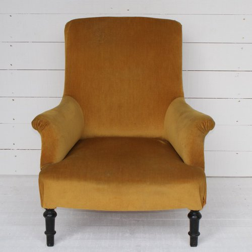 Antique French Armchair ...