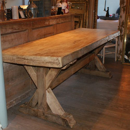 Antique French Farmhouse Table Antiques Atlas