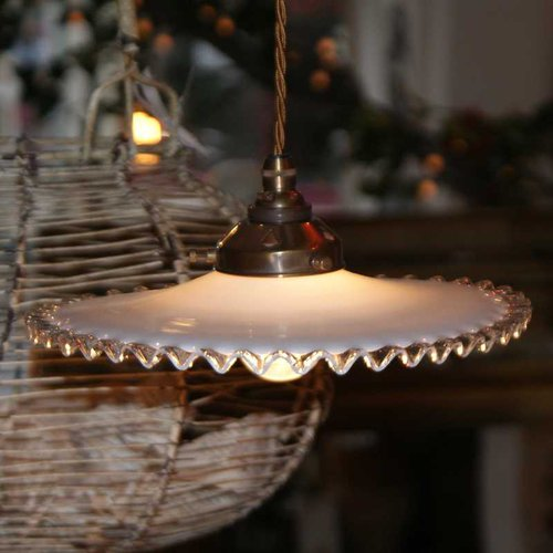 Antique French Pendant Lights