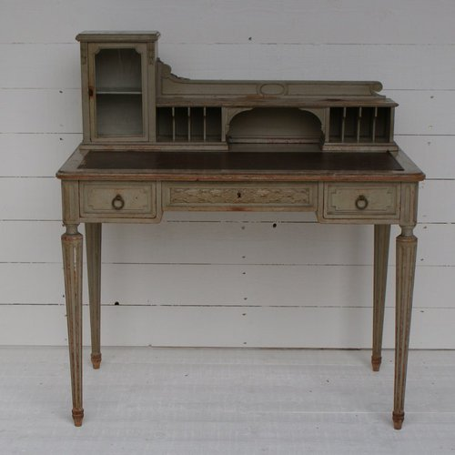 - Louis XVI Style Writing Desk - Antiques Atlas