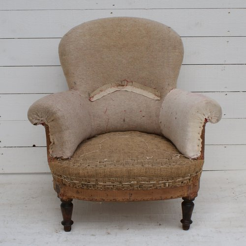 pair of antique french armchairs upholstery inc antiques atlas