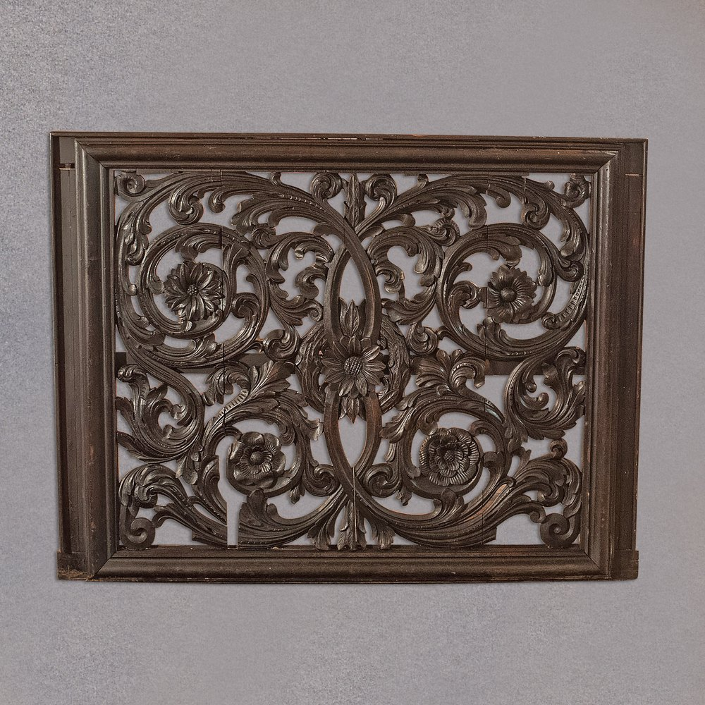Antiques atlas antique carved wall panel victorian oak