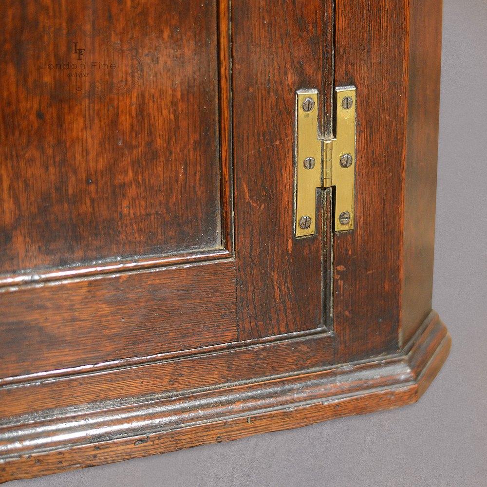 ... Georgian Cupboard, Antique Corner Cabinets Antique Hanging ... - Antique Hanging Corner Cabinet, Georgian Cupboard, - Antiques Atlas