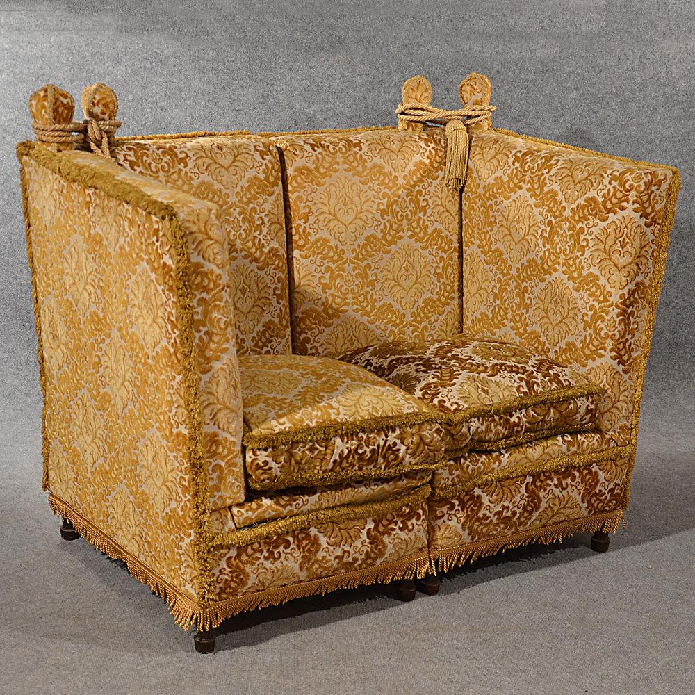Merveilleux ... Antique Knole Sofa %%alt5%% ...