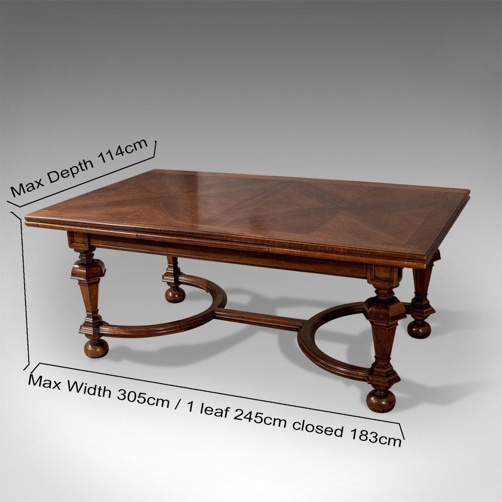 Antique Liberty Of London Extending Dining Table  : AntiqueLibertyofLondonExteas272a2476z 1 from www.antiquesatlas.com size 1000 x 1000 jpeg 95kB