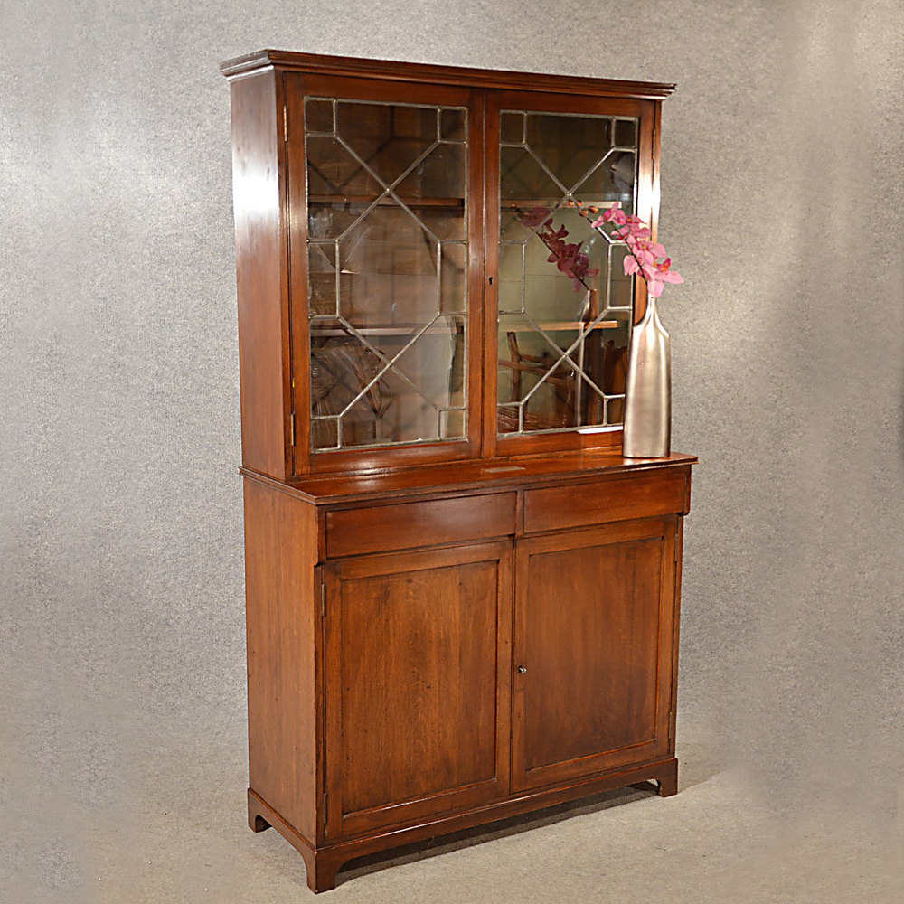 antique oak display cabinet antique oak display bookcase cabinet quality antiques atlas 4118