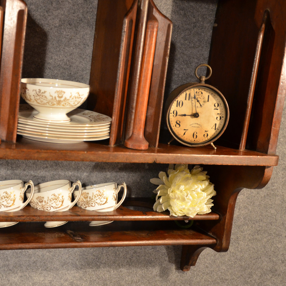 Antique Ships Galley Plate Rack Boat Kitchen Antiques Atlas