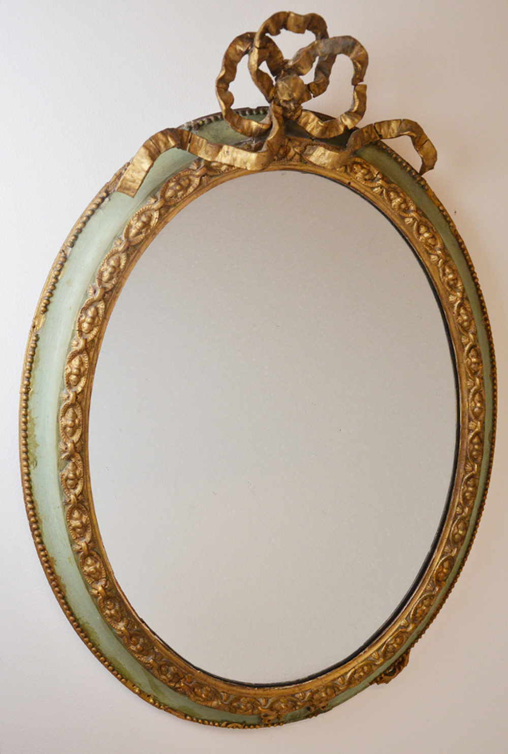 Contemporary Silver Mirrored Wall Mirror | Contemporary