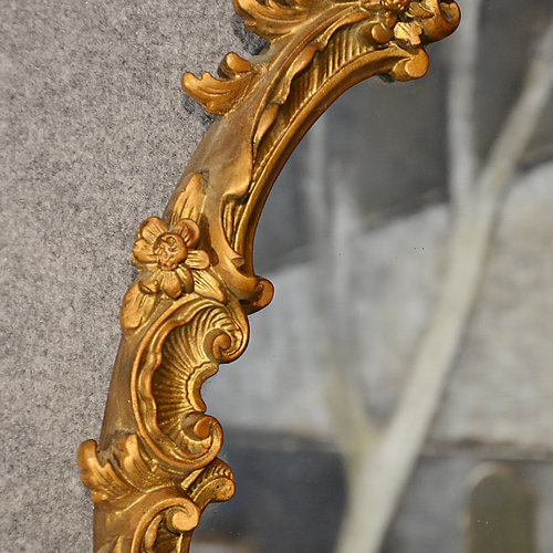 Well-liked Antiques Atlas - Antique Wall Mirror Victorian Ornate Gilt Wood XW03
