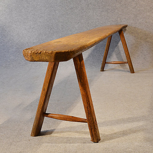 Strange Bench Seat Long Ash Form Quality Rustic Antiques Atlas Gmtry Best Dining Table And Chair Ideas Images Gmtryco
