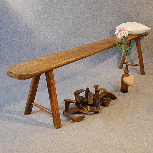 Prime Bench Seat Long Ash Form Quality Rustic Antiques Atlas Gmtry Best Dining Table And Chair Ideas Images Gmtryco