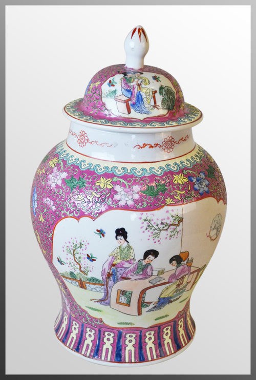 Antiques Atlas Chinese Porcelain China Vase Urn