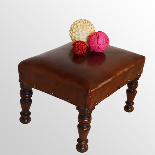 Edwardian (1901-1910) Bentwood Footstool Or Gout Stool. Benches/stools