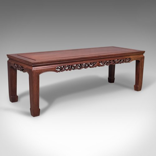 Mid Century Chinese Rosewood Coffee Table Antiques Atlas